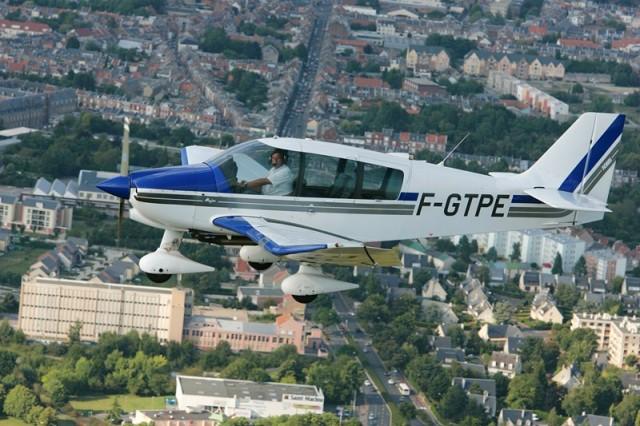 Aeroclub de Picardie Amiens - Bapteme de l'air, pilotage ...