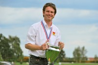 Fr�deric Cousin : Champion de France 2011